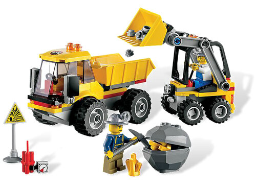 Lego Loader and Tipper #2