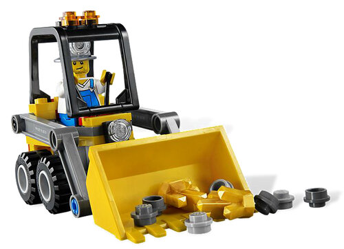 Lego Loader and Tipper #5
