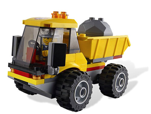 Lego Loader and Tipper #6