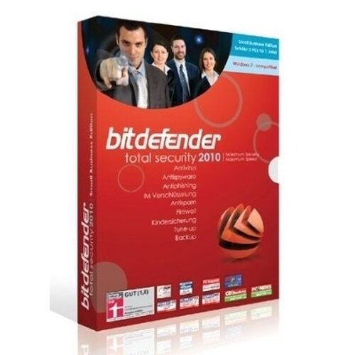 Softwin BitDefender Total Security 2010 #2