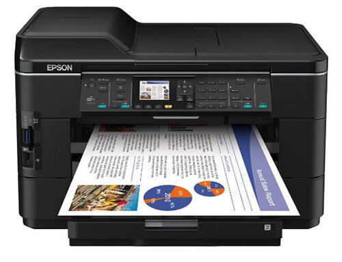 Epson WorkForce WF-7525 #2