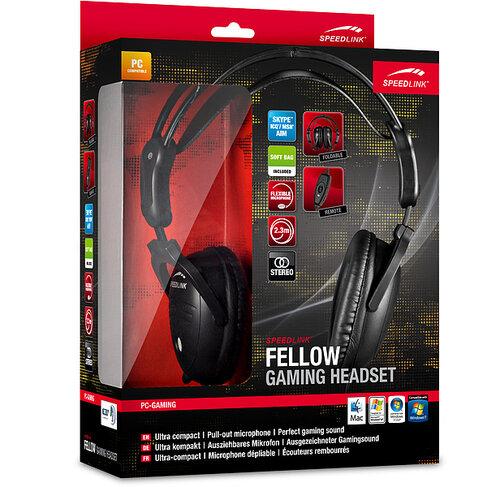 Speed-Link Fellow SL-8780-SBK - 2