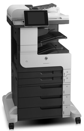 HP LaserJet Enterprise MFP M725z #4