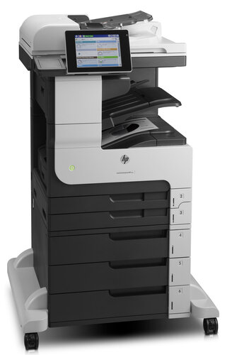 HP LaserJet Enterprise MFP M725z #5