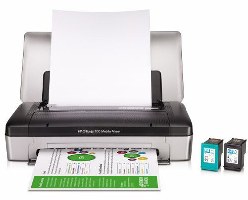 HP Officejet L411a #2