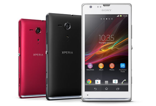 Sony Xperia SP #2