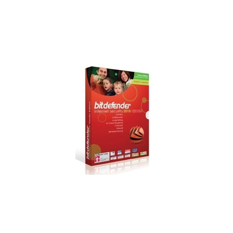 Softwin BitDefender Internet Security 2010 #1