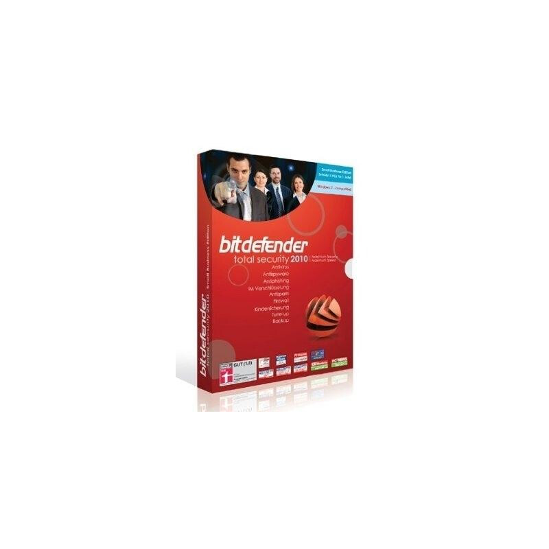Softwin BitDefender Total Security 2010 #1