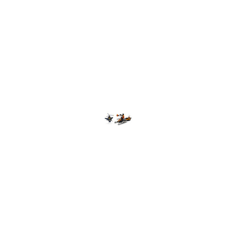 Lego Mission 1: Jetpack Pursuit #1